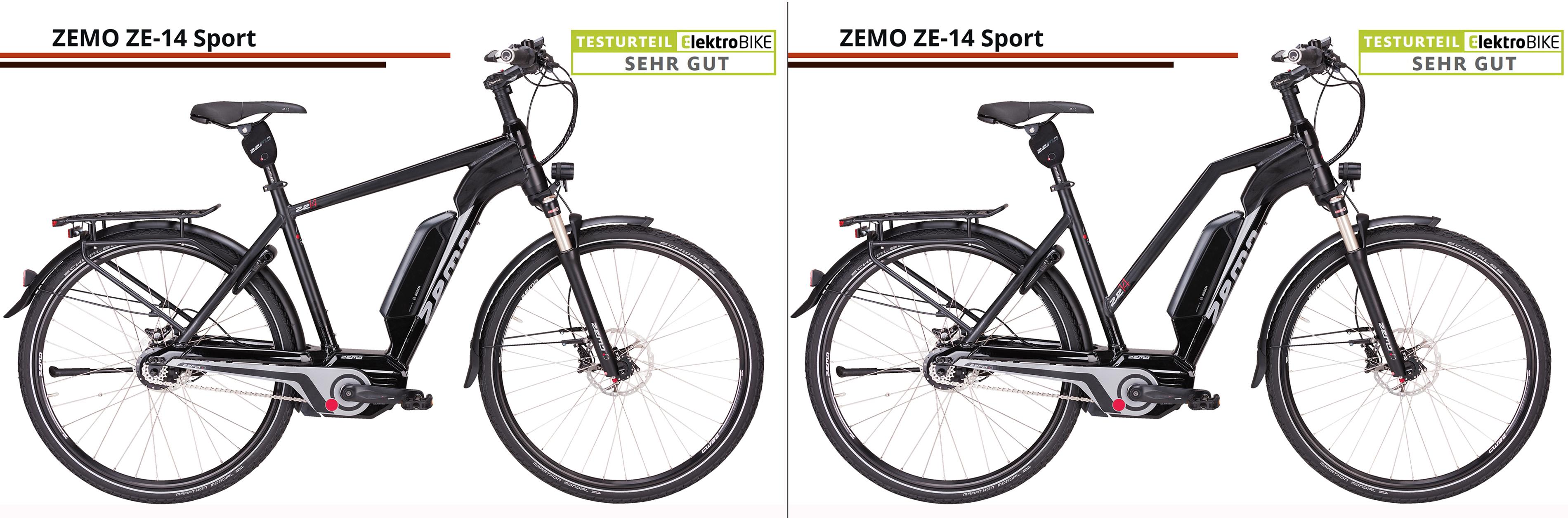 Zemo ZE-14 Sport He u Trap